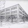 MULTI-USE OFFICE BUILDING